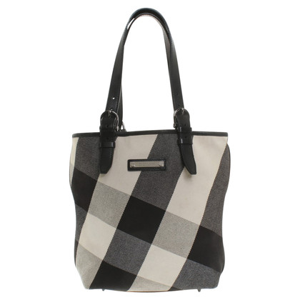 Burberry Bag in checked pattern