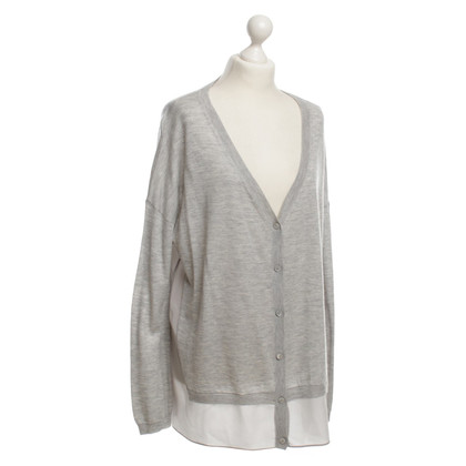FTC Cardigan in grey