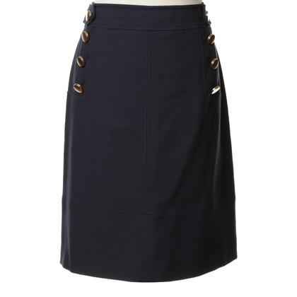 Karen Millen skirt in blue