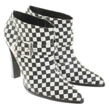 Altuzarra Ankle Boots with pattern