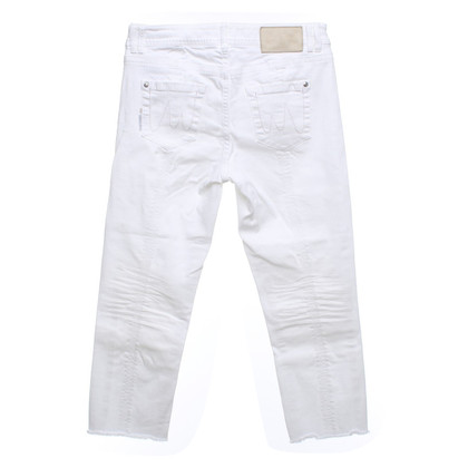 Marc Cain 3/4 jeans in white