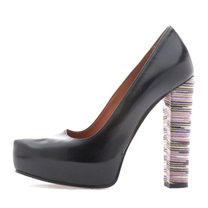 Missoni pumps nero