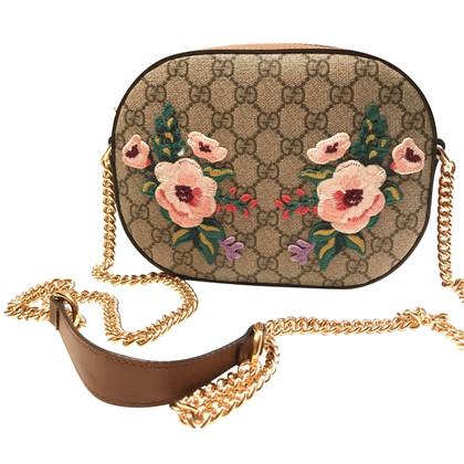 Gucci GG Blooms Crossbody Bag