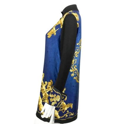 Hermès silk blouse