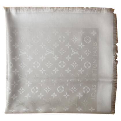 Louis Vuitton Sjaal Monogram Beige