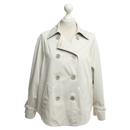 Fabiana Filippi Trench in crema