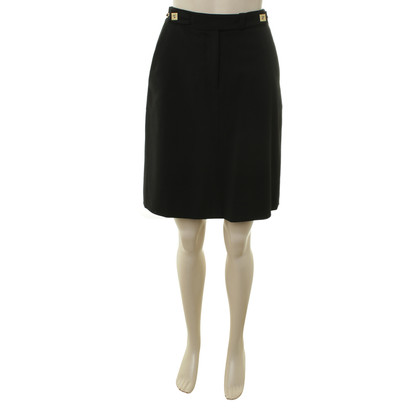 Diane von Furstenberg skirt wool