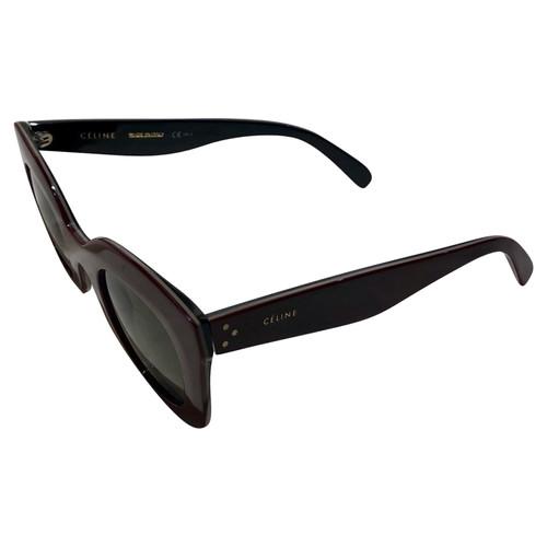 12a2ec70dfc Céline Sunglasses in Bordeaux - Second Hand Céline Sunglasses in ...
