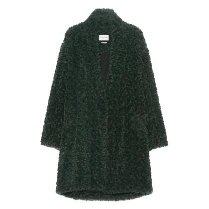 Isabel Marant Etoile cappotto di pelliccia Faux