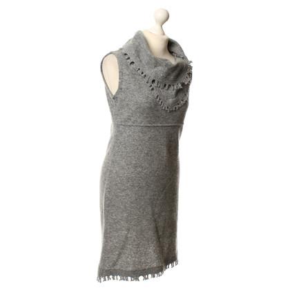 Ermanno Scervino Robe courte gris