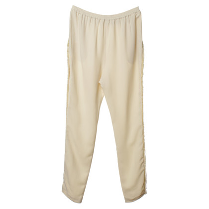 Stella McCartney Harem pants in light beige
