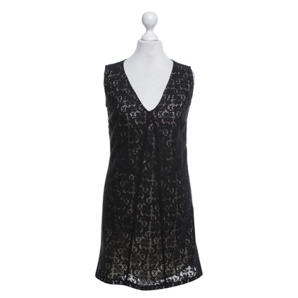 Marc Jacobs robe de dentelle en noir