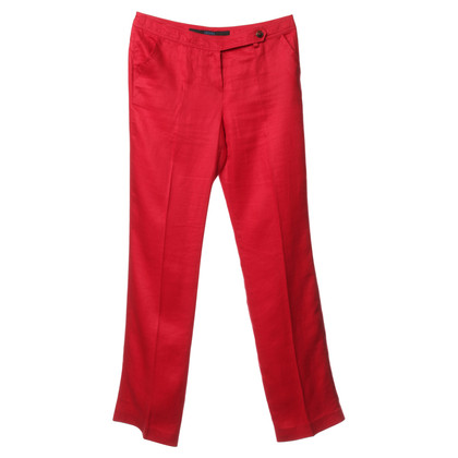 Escada Pants in red