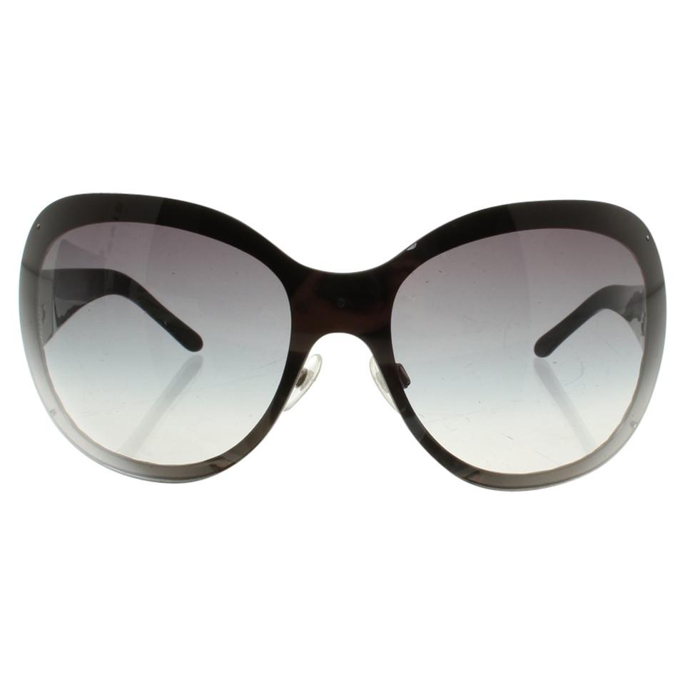 e4ca9989a27 Chanel Black Sunglasses - Bitterroot Public Library
