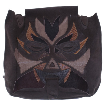 Kenzo Shoulder bag with leather mask