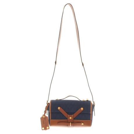 Webseite Zum Verkauf Valentino Handtasche in Blau/Braun Blau Günstiger Preis Vorbestellung Freies Verschiffen Ursprüngliche nsBY4v