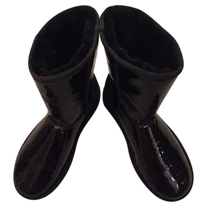 UGG Australia Patent Leather Boots