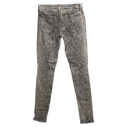 7 For All Mankind Jeans in goud