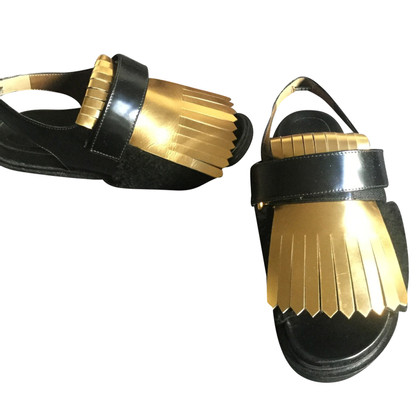 Marni Sandals with oats tab