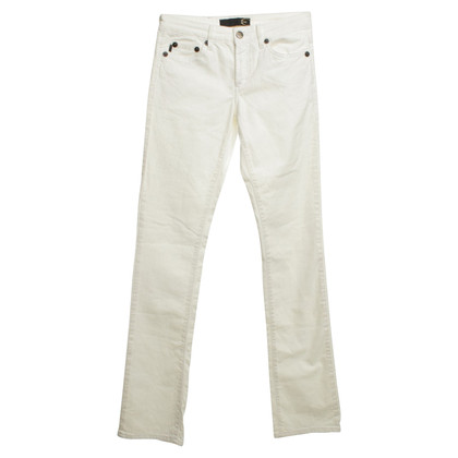 Just Cavalli Jeans in White
