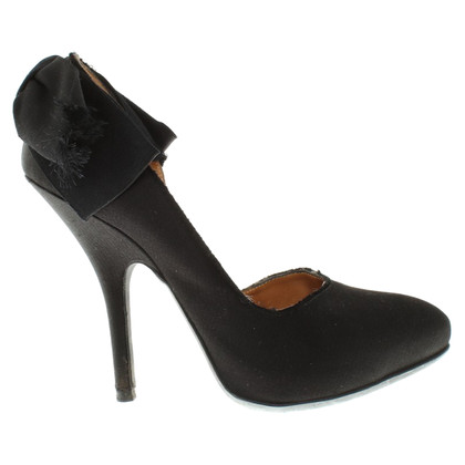 Lanvin pumps in zwart