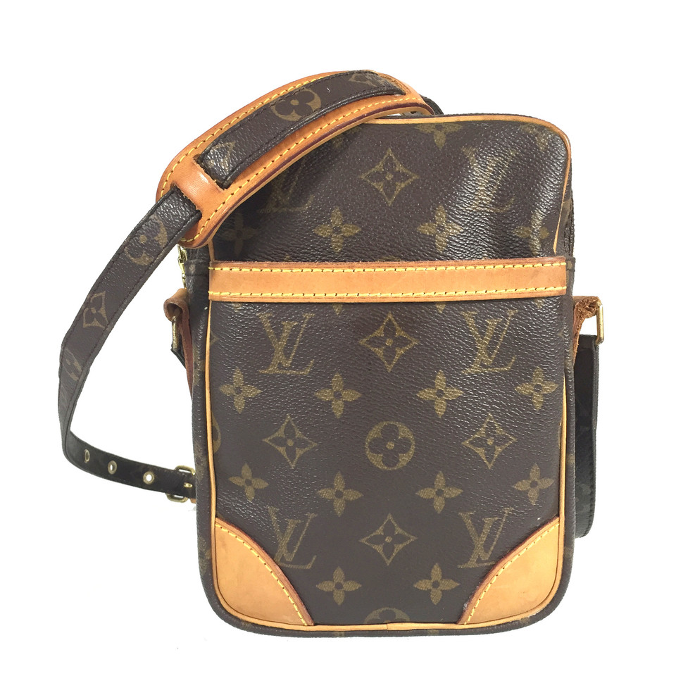 louis vuitton danube monogram canvas buy second hand louis vuitton danube monogram canvas. Black Bedroom Furniture Sets. Home Design Ideas