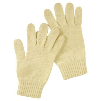 Burberry White gloves