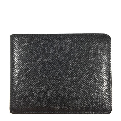 Louis Vuitton Portemonnee Taiga Leather