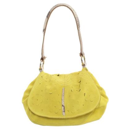 Schumacher Handbag made of suede
