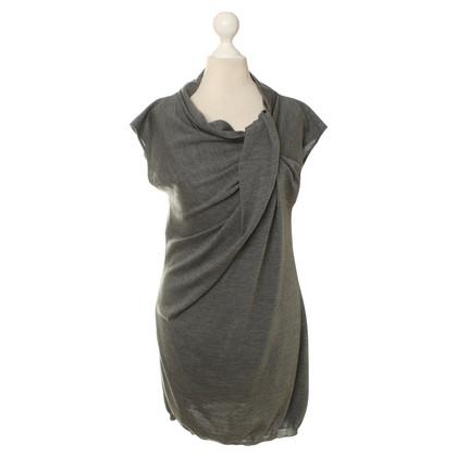 Moschino Kleid in Grau