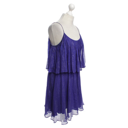 Halston Heritage Dress in blue