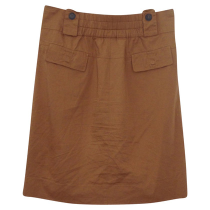 Philosophy di Alberta Ferretti skirt in brown