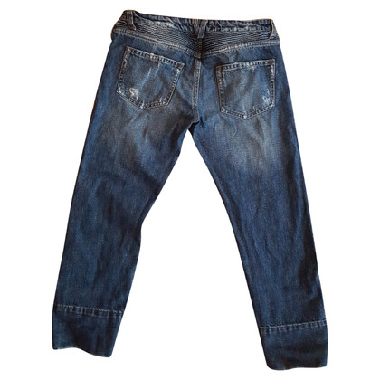 Pierre Balmain Jeans in the destroyed look