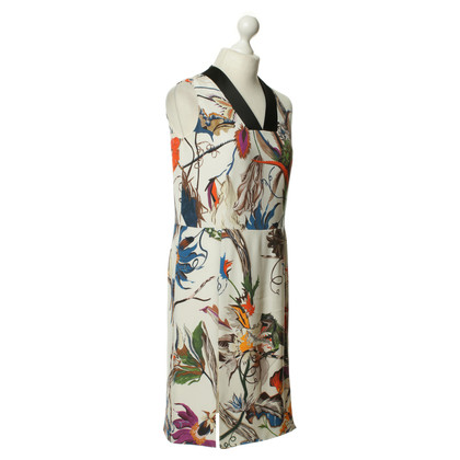 Balenciaga Kleid mit Blumenprint