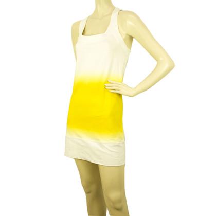 Diane von Furstenberg Mini-jurk met batik patronen