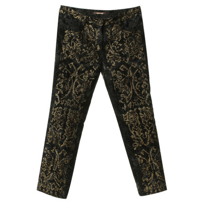 Roberto Cavalli Pants with pattern