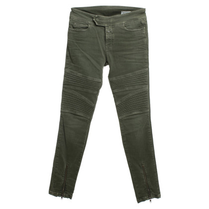 Closed Jeans met Bikerelementen