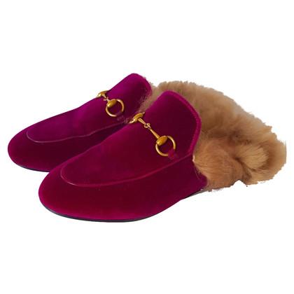 Gucci pantofola Velvet