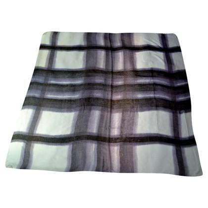 Burberry XXL cloth check pattern