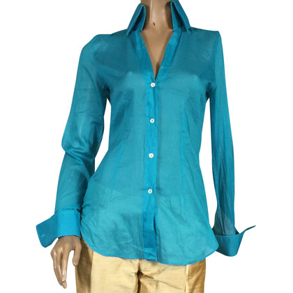 Dolce & Gabbana Blouse in turquoise