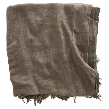 Boss Orange Fringed scarf