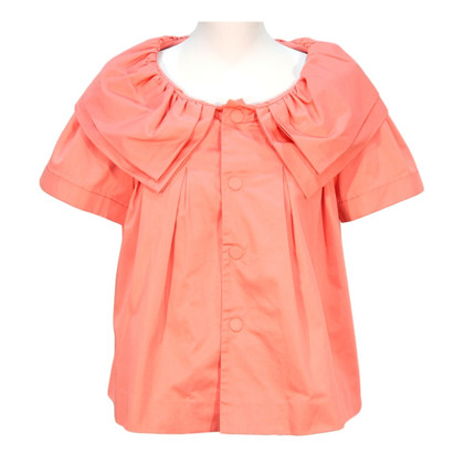 By Malene Birger top in Orange