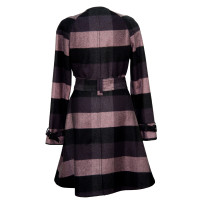 Ted Baker plaid coat