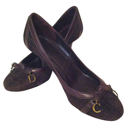 Christian Dior Pumps in Braun