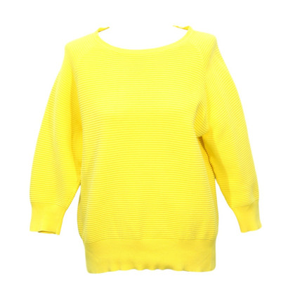 French Connection Pullover in giallo