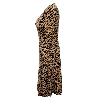 Hobbs Dress with animal print