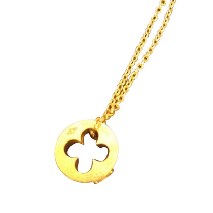 Louis Vuitton Necklace with pendant
