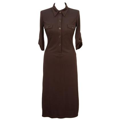 Hobbs Dress in brown