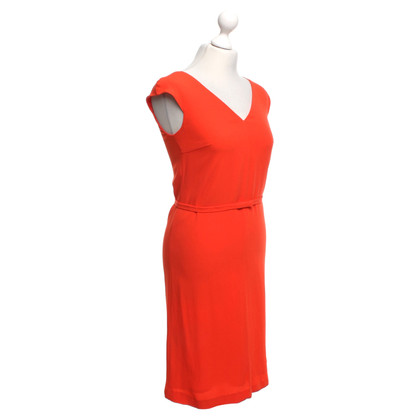Hugo Boss Jurk in rood