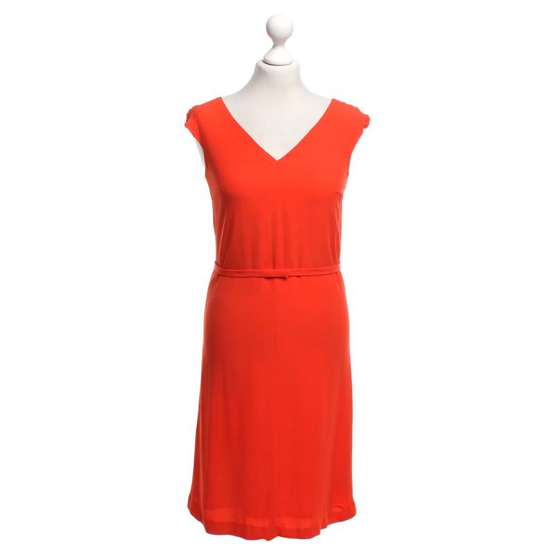 Boss orange rotes kleid